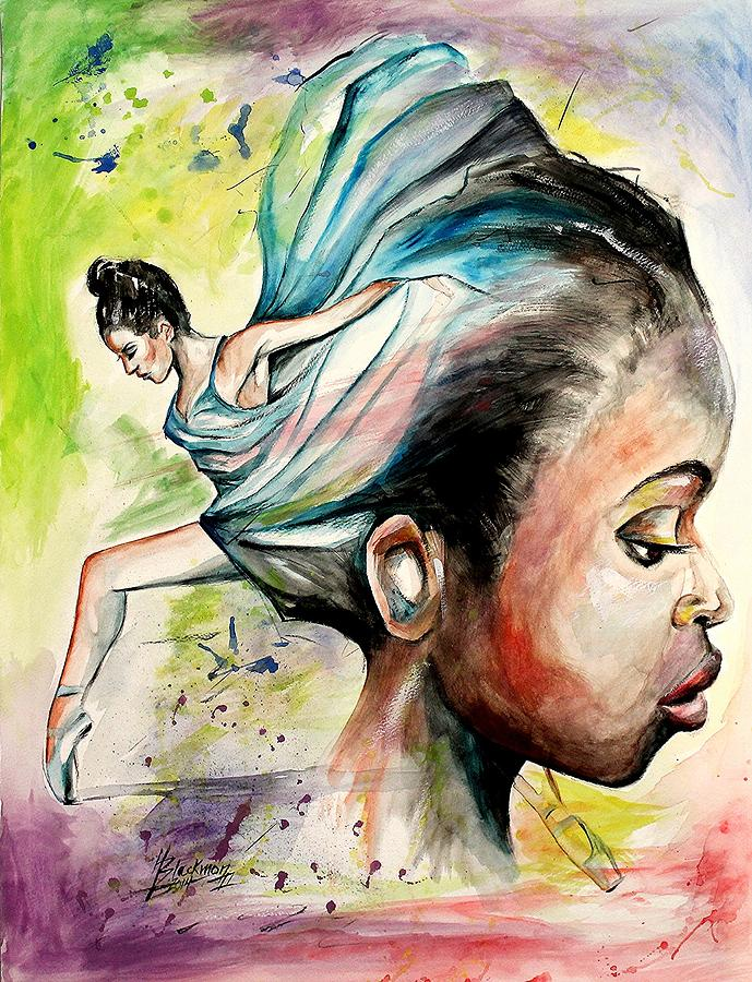 The Dancer In Me by Henry Blackmon