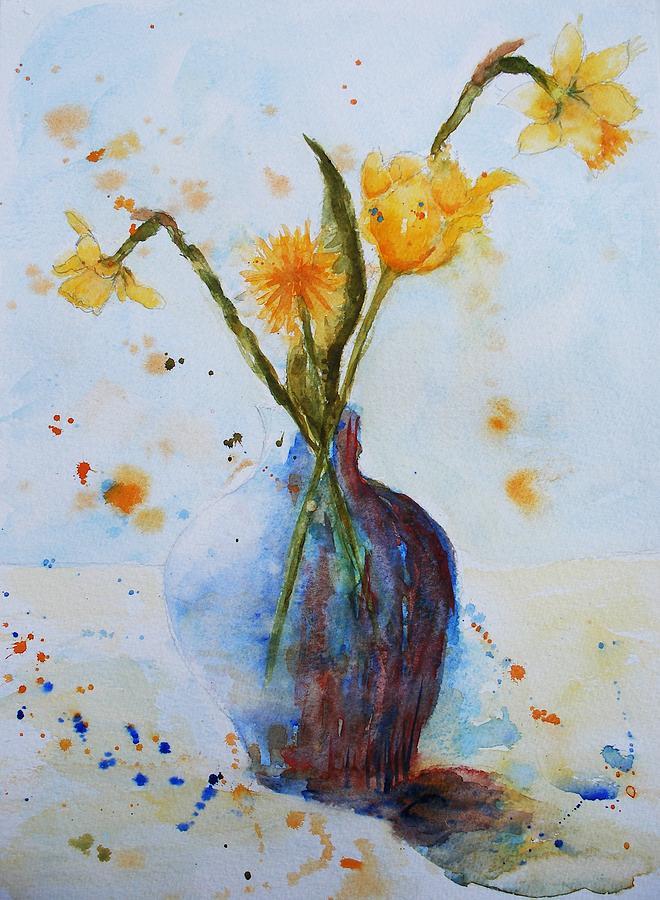 The Dandelion Makes Three by Lucia Del