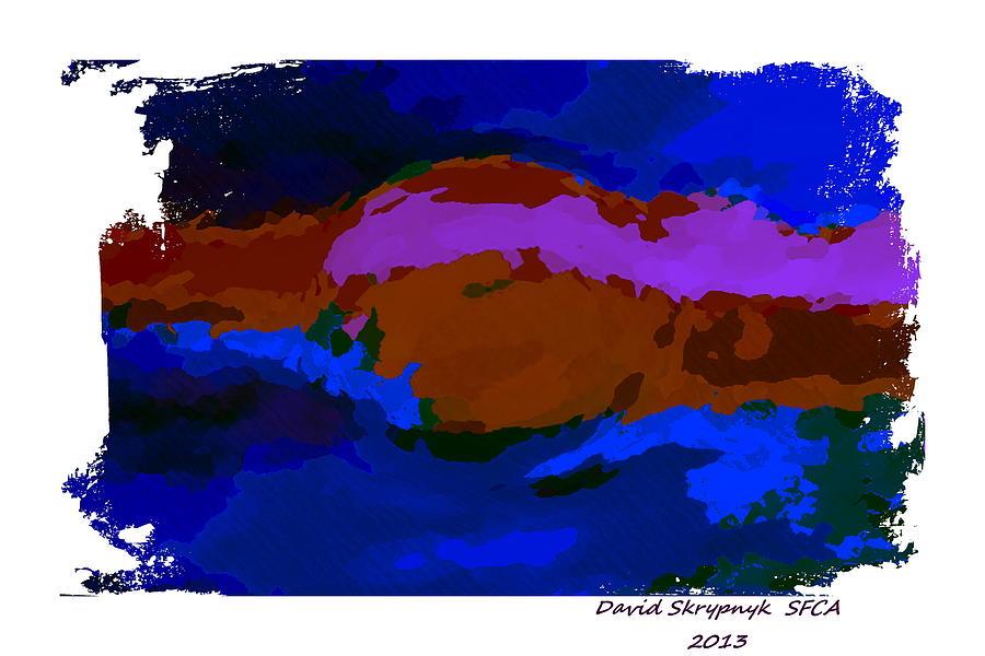 Dawn Digital Art - The Dawn by David Skrypnyk