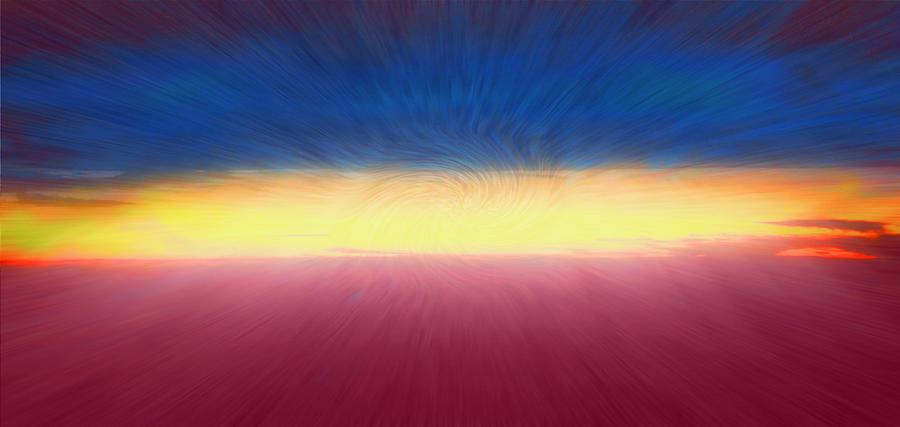 Dawn Of Light Mixed Media
