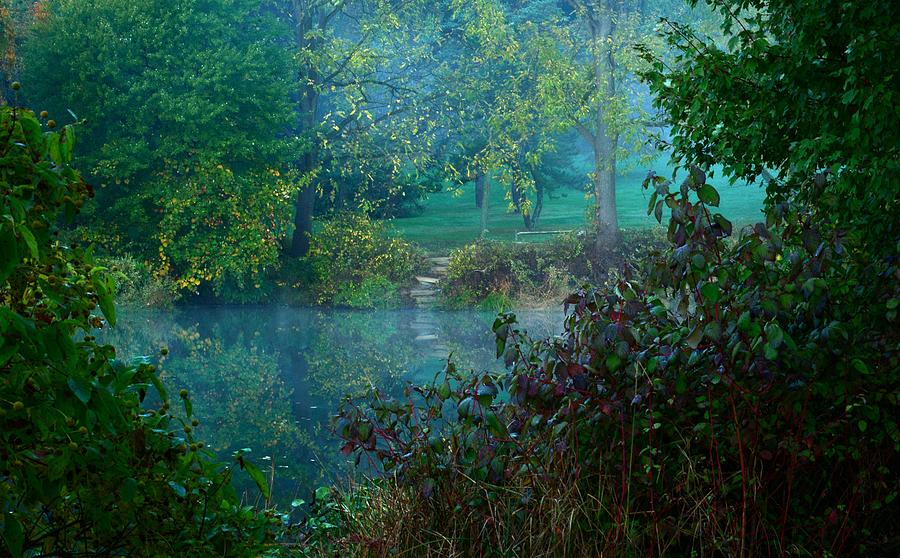Nature Landscapes Photograph - The Dawn Of Tranquility by Angie Tirado