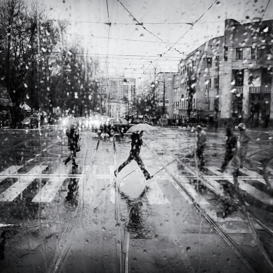 Serbia Photograph - The Decisive Leap by Costas Economou