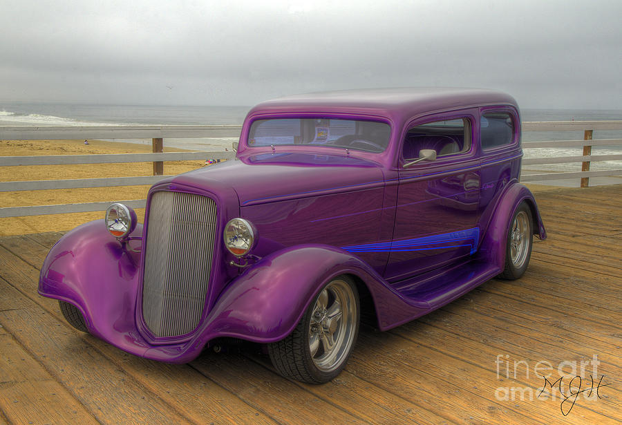 The Deep Purple Ride by Mathias