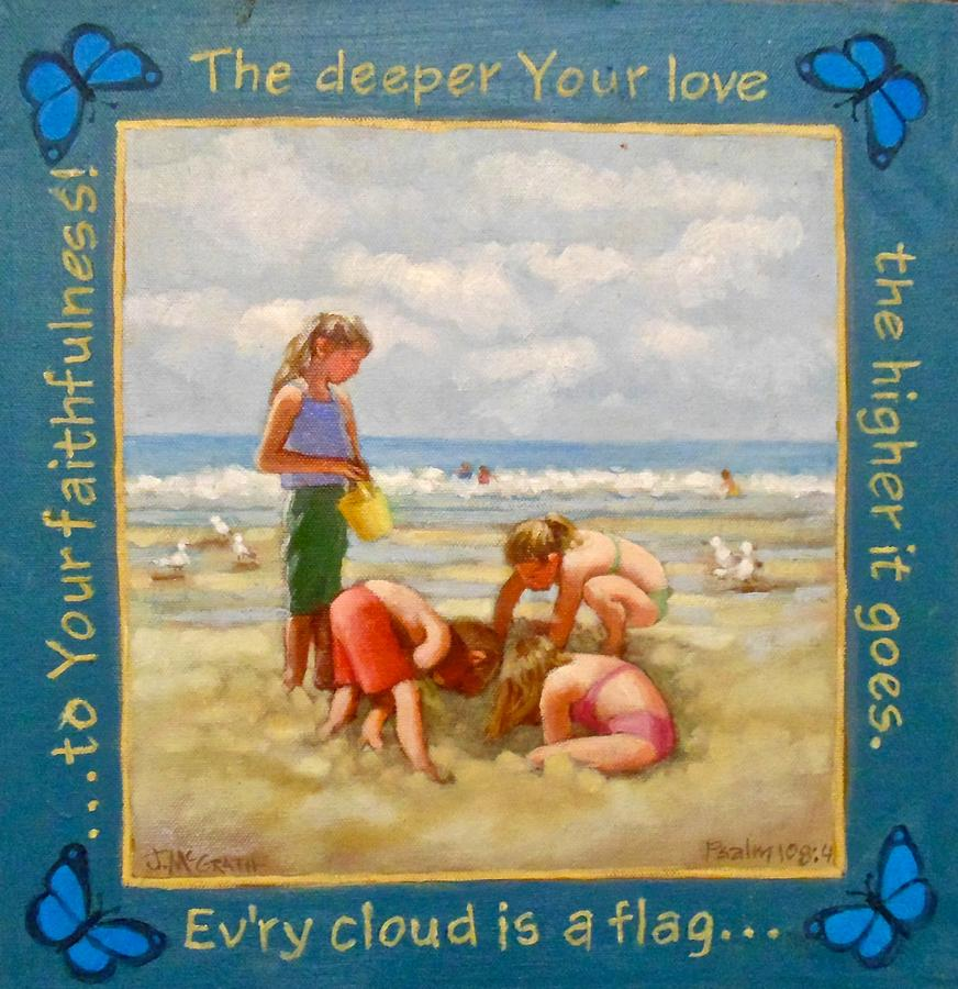 The Deeper Your Love by Janet McGrath