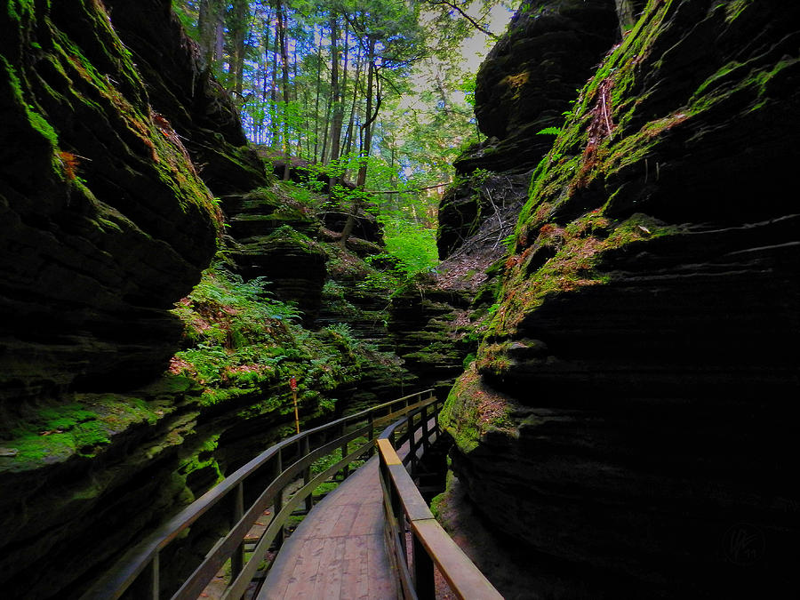 The Dells 044 by Lance Vaughn