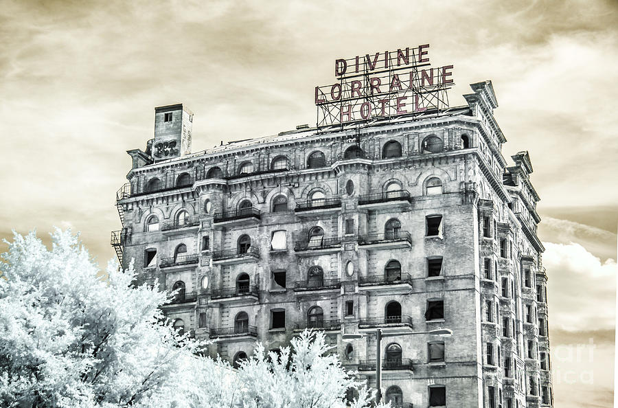 Divine Lorraine Photograph - The Divine by Stacey Granger