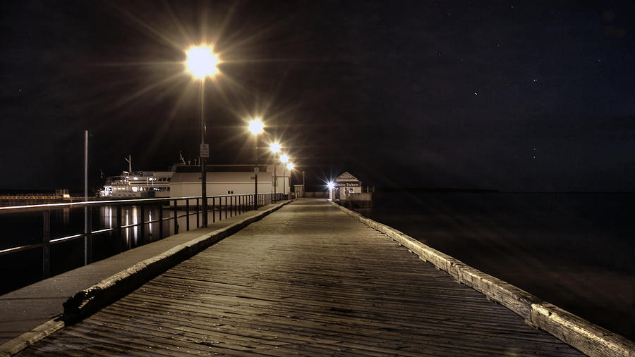 The Dock by Ric Potvin