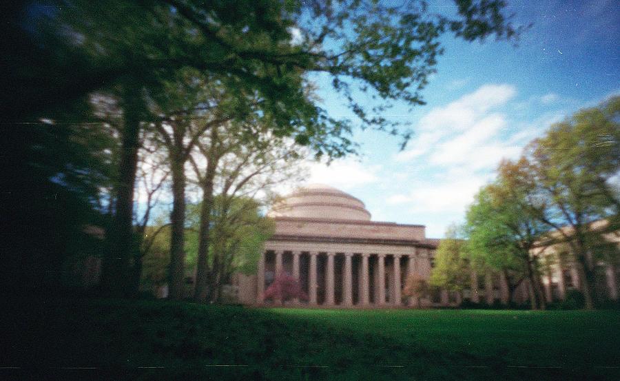 Mit Photograph - The Dome by Melissa Schumacher