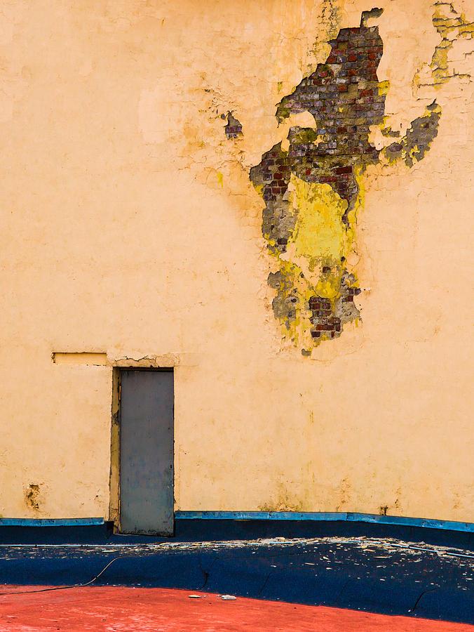 Abstract Photograph - The Door - Featured 2 by Alexander Senin