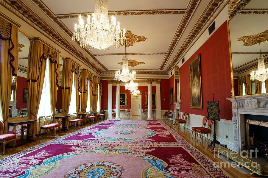 The Dublin Castle Interior Photograph By Benjamin Reed