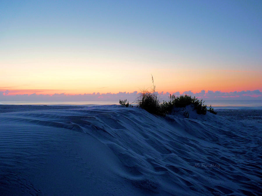 Sand Photograph - The Dunes by JC Findley