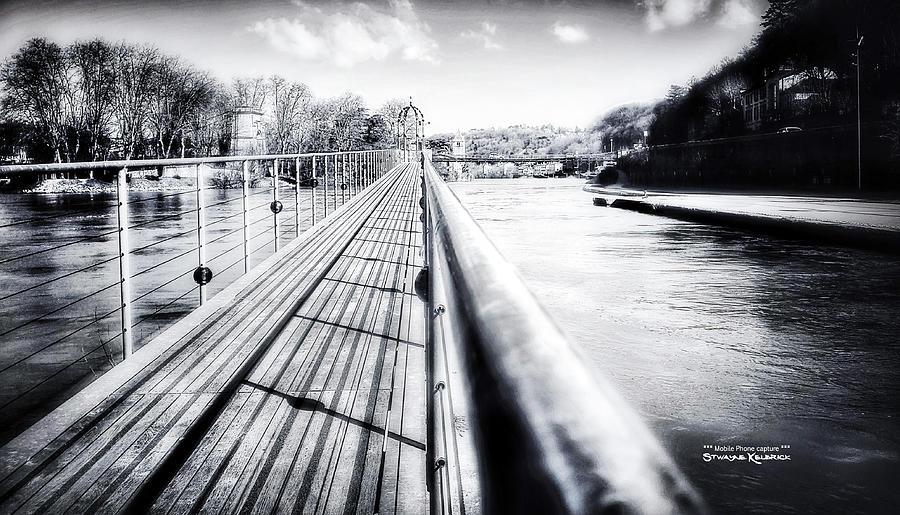 Landscape Photograph - The endless bridge by Stwayne Keubrick