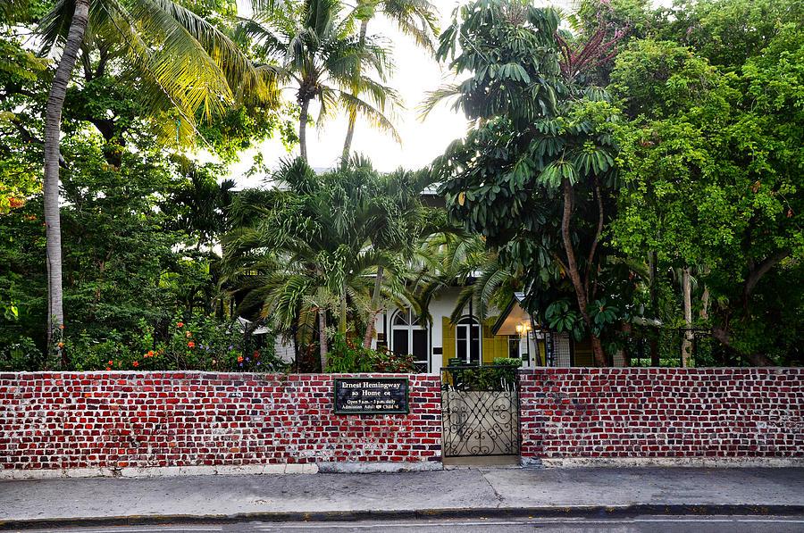 The Ernest Hemingway House