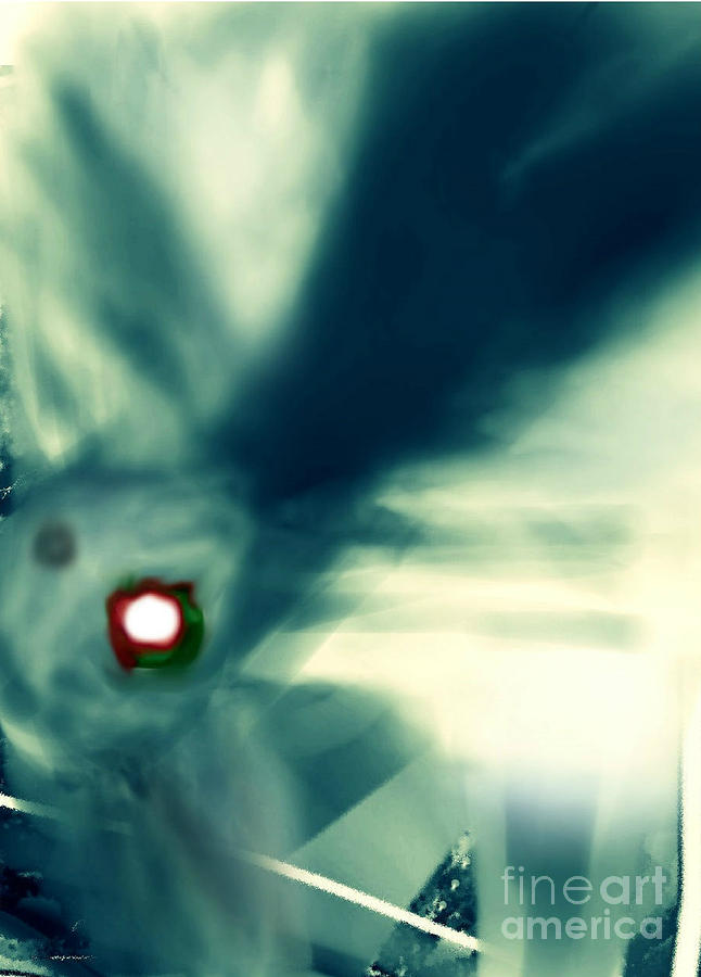 Digital Art - The Eye Of The Storm by Rc Rcd
