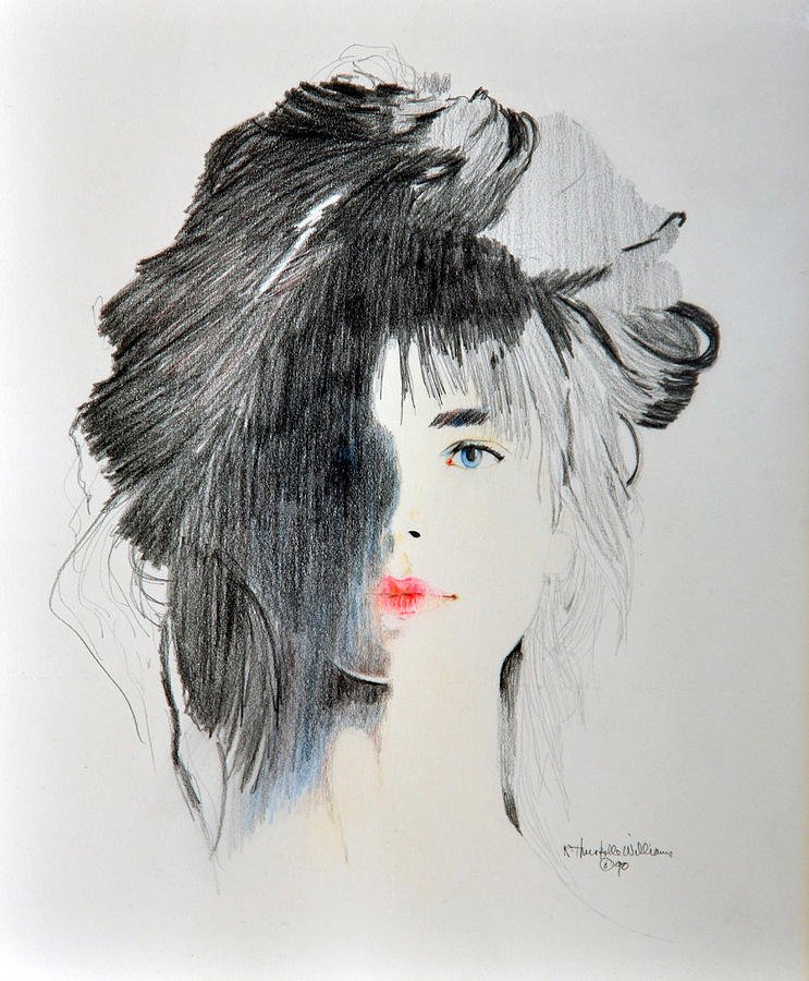The Face Drawing