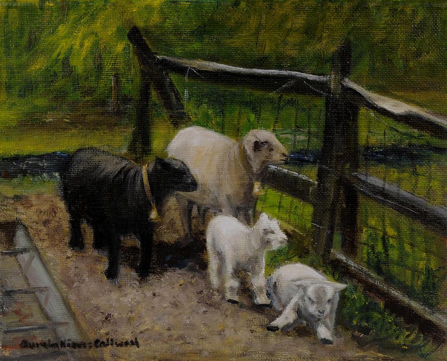 The Family by Aurelia Nieves-Callwood