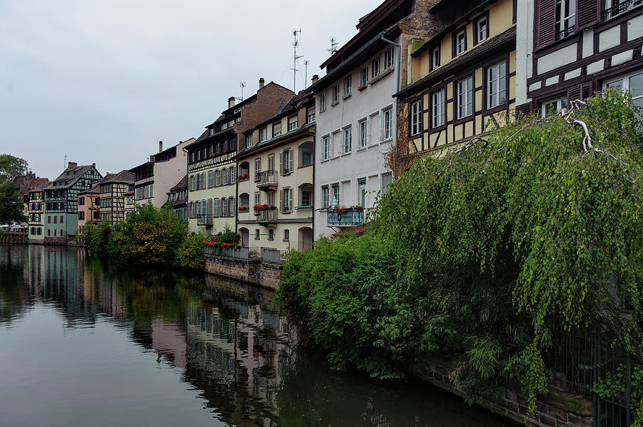 The Famous Part Of Colmar Called Petit Photograph by Wolfganggrilz