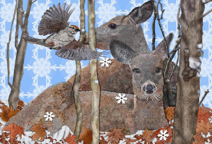 The First Snowfall by Robin Morgan