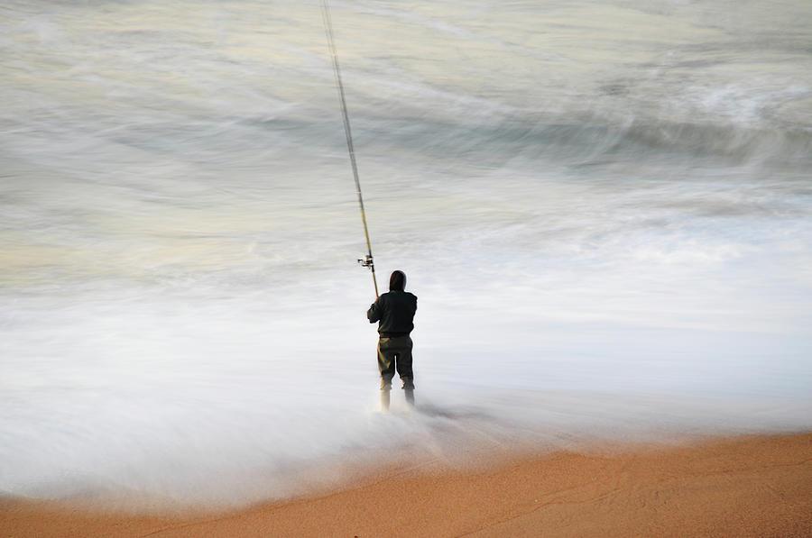 The Fishermen Photograph by Rui Almeida Fotografia