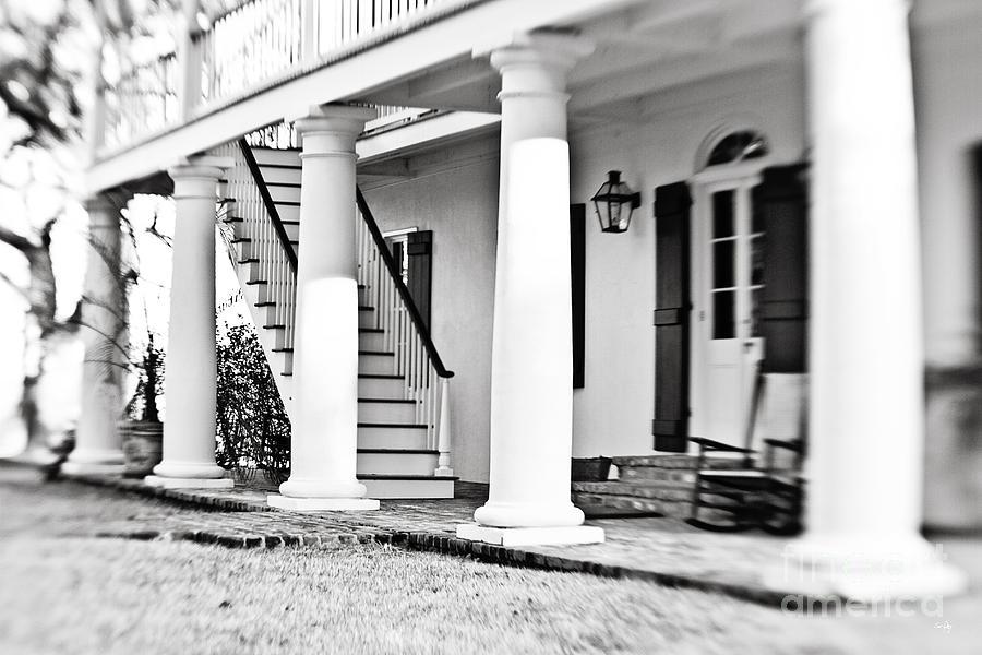 Porch Photograph - The Front Porch by Scott Pellegrin