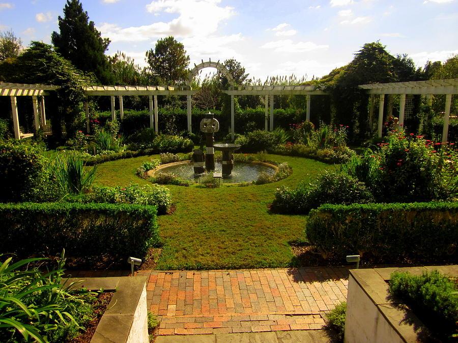 Gardens Photograph - The Garden by Peter LaPlaca