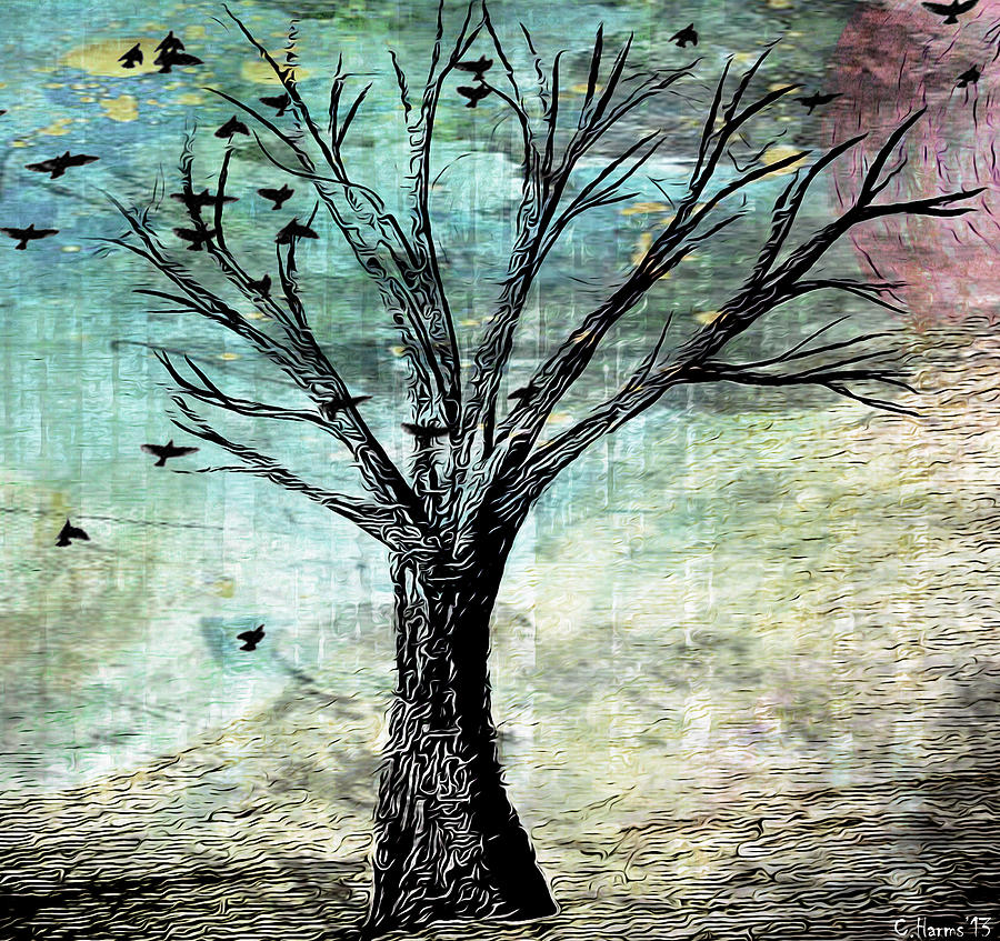 The Gathering Tree by Catherine Harms