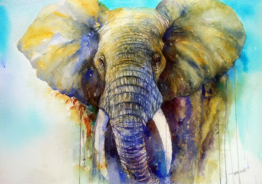 Famous Artists Who Paint African Animals