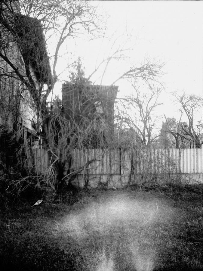 Ghost Photograph - The Ghost by Antonio Castillo