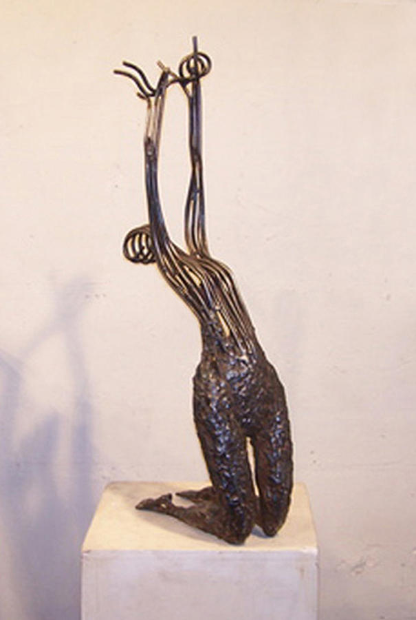 The Gift Sculpture by James Bailey