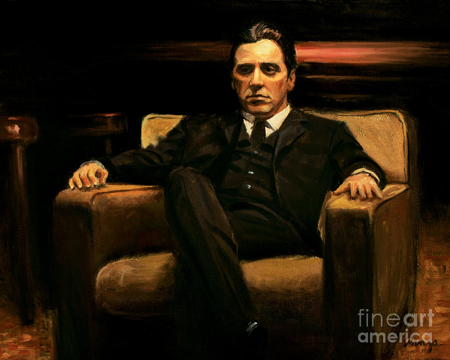 Godfather Painting Canvas