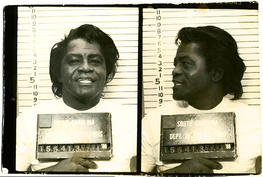 I Feel Good Photograph - The Godfather Of Soul by Bill Cannon