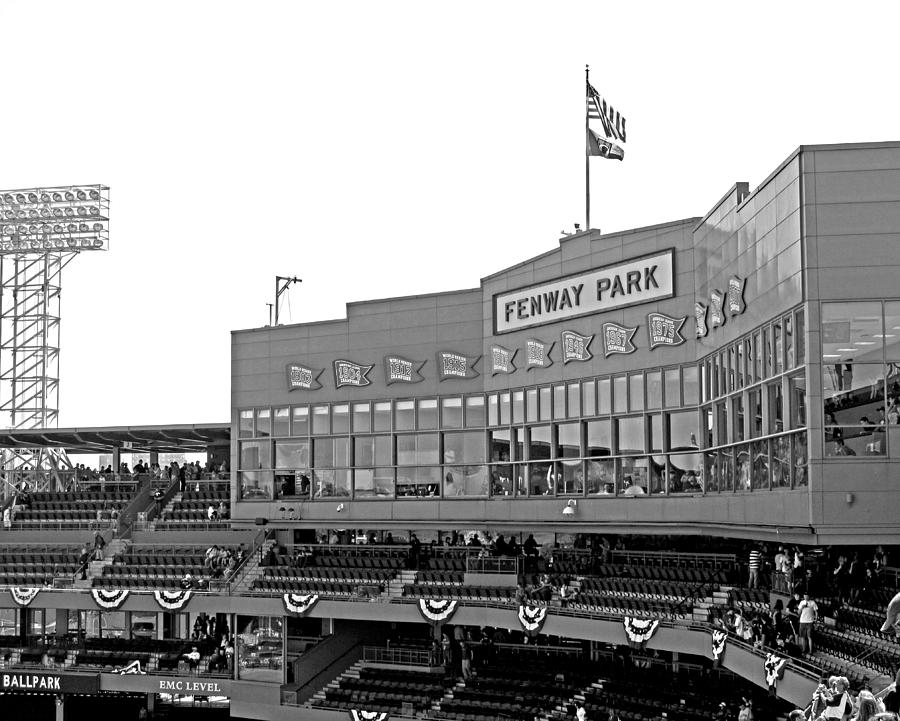Black And White Photograph - The Good Seats by Barbara McDevitt