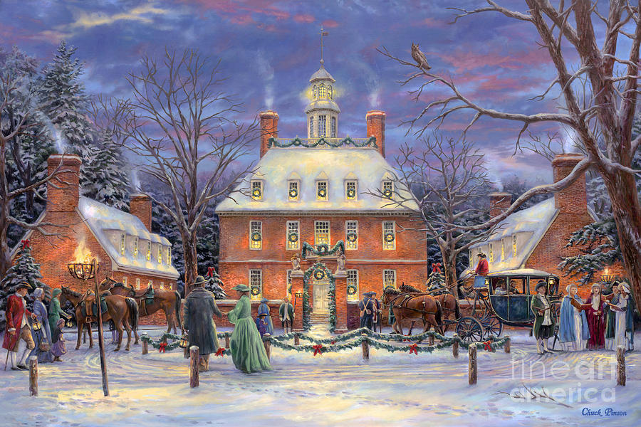 Christmas At Colonial Williamsburg