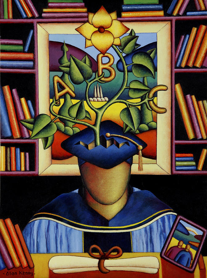 The Graduation a man of letters by Alan Kenny