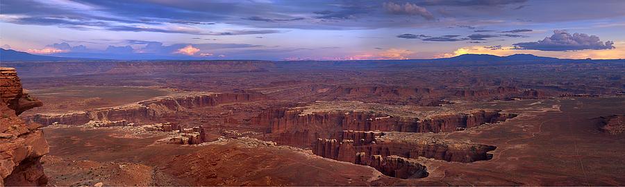 The Grand Mesa Photograph by Tony Santo