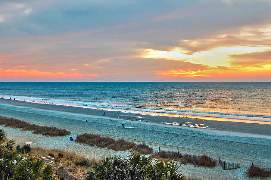 The Grand Strand Photograph by Donnie Smith