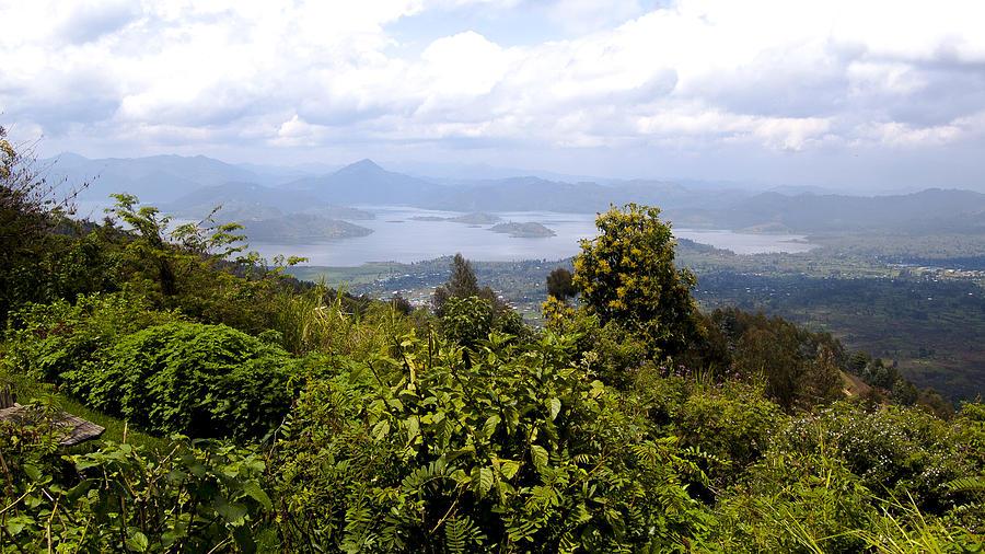 Rwanda Photograph - The Great Lakes by Paul Weaver