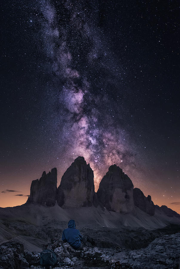 Dolomites Photograph - The Greatest Show On Earth by Carlos F. Turienzo