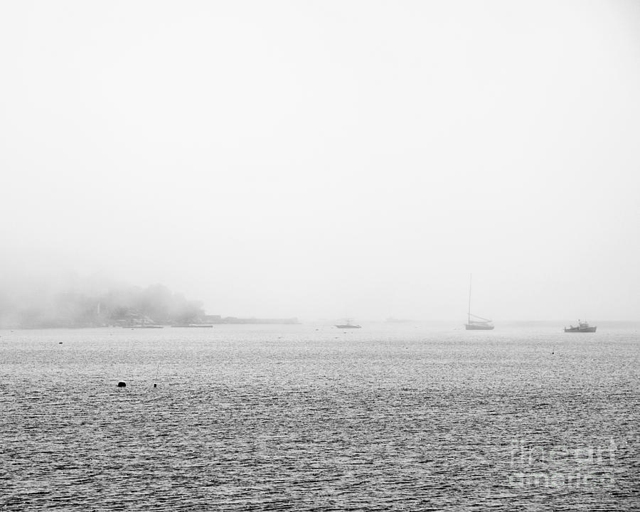 Coastal Photograph - The Grey Coast by Jillian Audrey Photography