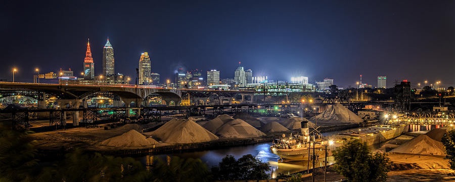 The Grit of Cleveland by At Lands End Photography