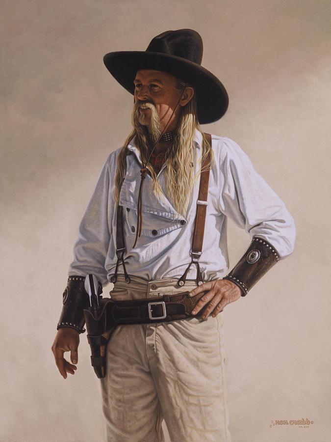 The Gunslinger by Ron Crabb