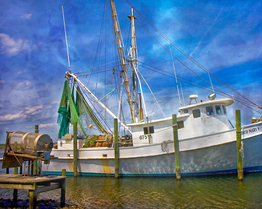 Surf Photograph - The Harbor II by Betsy Knapp