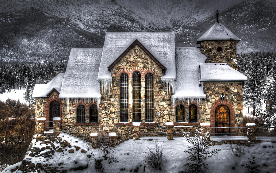 The Chapel Photograph - The Haven #2 by G Wigler