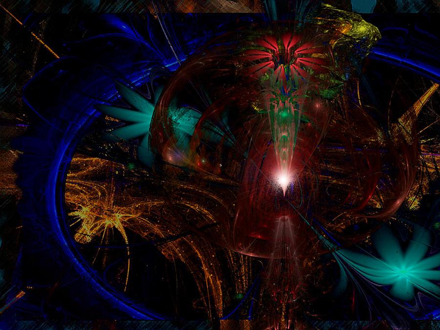 The Healing Power Of Plants Digital Art
