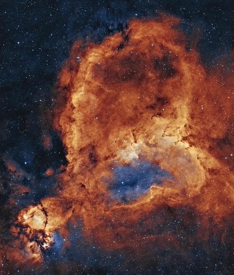 The Heart Nebula Photograph