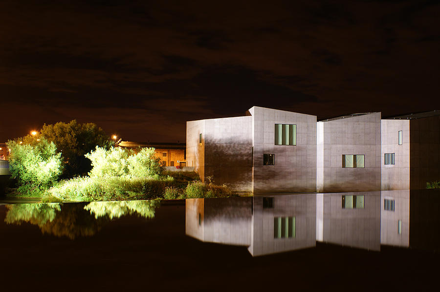 Landscape Photograph - The Hepworth by Andy Beattie Photography