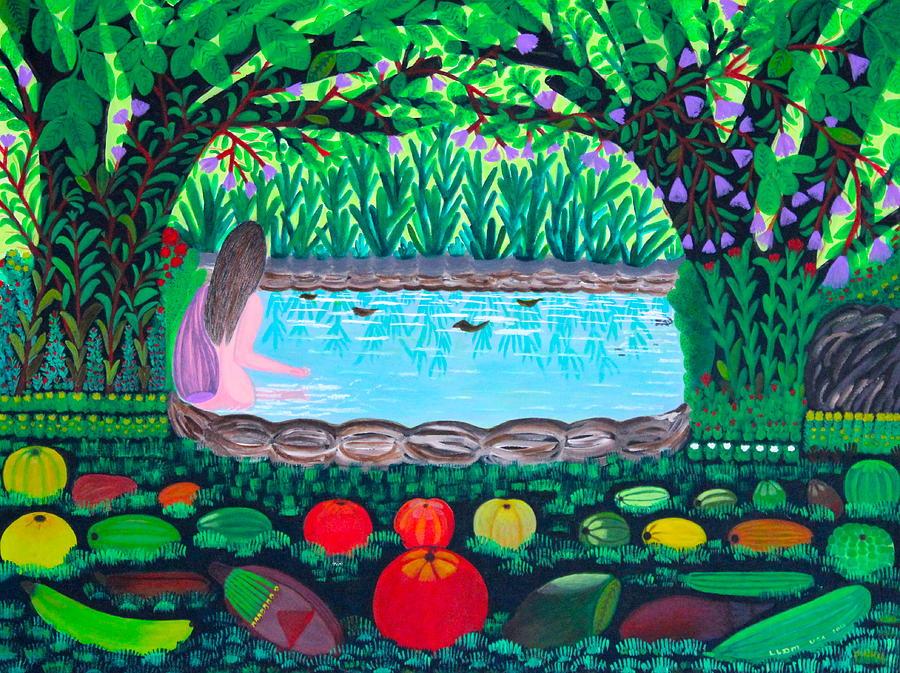 The Hidden Water by Lorna Maza