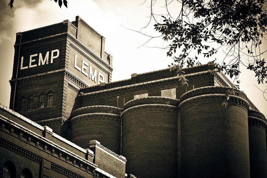 Lemp Photograph - The Historic Lemp Brewery by Kristy Creighton