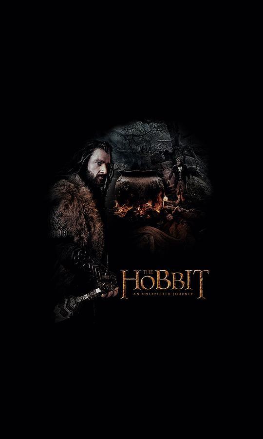 The Hobbit Digital Art - The Hobbit - Cauldron by Brand A