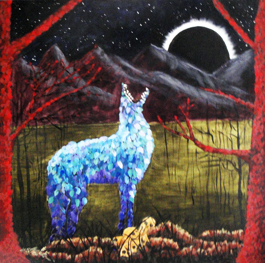 The Howling Painting